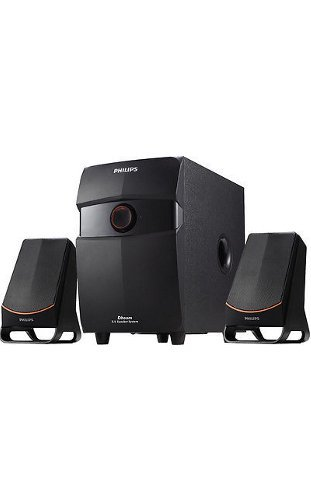 Philips MMS 2525 Multimedia Speaker