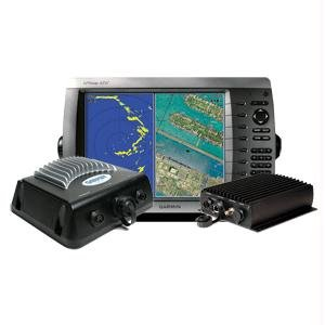 Garmin GPSMAP 4212 12.1-Inch Waterproof Marine GPS and Chartplotter Network Bundle Includes GPSMAP 4212 GPS 17x GXM 51 and GSD22