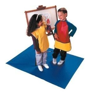 Kinder-Childs Smock Small Ages 2-3 by PEERLESS PLASTICS