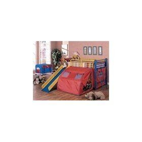 Boys Tent Bed front-43179