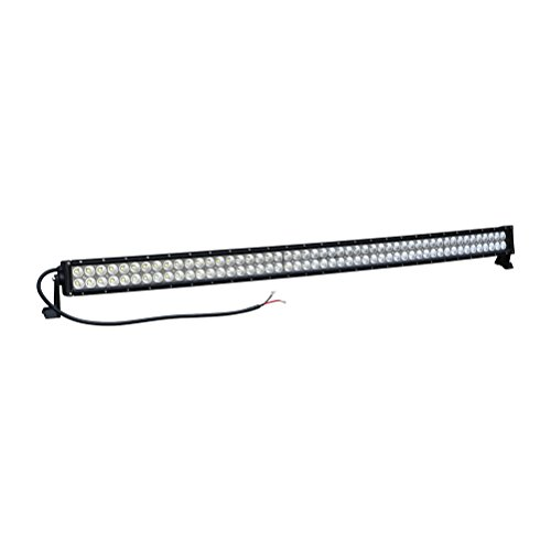 【300W】 50Inch Curved Led Work Light Bar Offroad /Truck Flood Beam