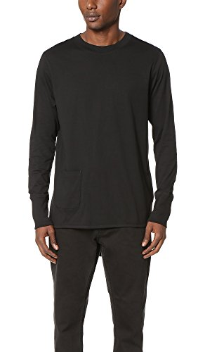 cheap-monday-mens-curb-long-sleeve-tee-black-large