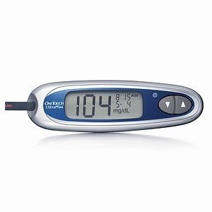 OneTouch Ultra Mini Blood Glucose Meter