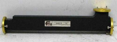 Flann Microwave Instuments 23132-10 Double Ridge Coupler
