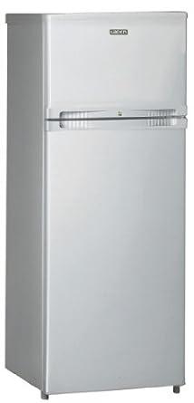 Laden DP 148 Réfrigérateur 2 portes 212L Classe: A+ Blanc