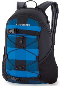 Dakine Wonder Pack BLACK CHECKS