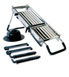 MANDOLINE SLICER 18 10 stainless steel