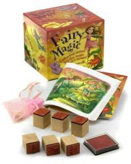 Fairy Magic - Enchanting stories, puzzles, magic, and fairy stamps!