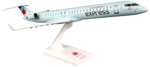 Daron Skymarks Air Canada Express CRJ705 Airplane Model Building Kit, 1/100-Scale (Air Canada Model compare prices)