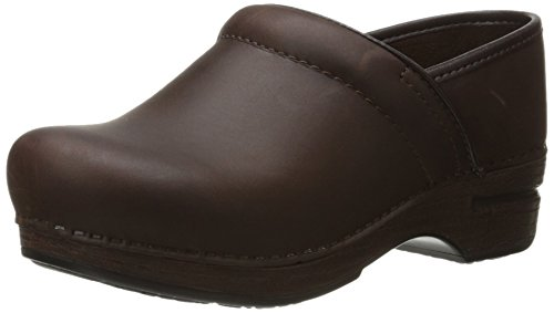 Dansko Women'S Pro Xp Mule,Brown Oiled,39 Eu/8.5-9 M Us front-640759