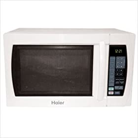 Haier MWM11100TW 1.1-Cu. Ft. 1000-Watt Microwave, White