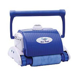 Blue Pearl Robotic IG Pool Cleaner With PVA Brushes