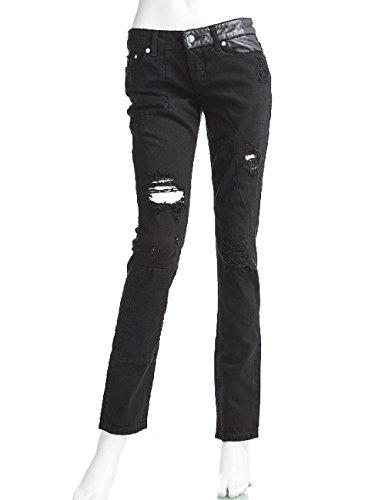 Amazon.co.jp: (エムシーキュー) McQ レディース パンツ デニム 並行輸入品: Amazonファッション通販