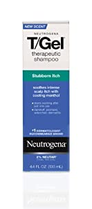 Neutrogena T/Gel Therapeutic Shampoo - Stubborn Itch