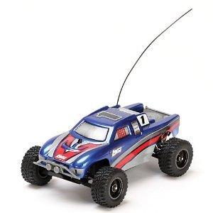1/36 Micro-Desert Truck RTR: Blue