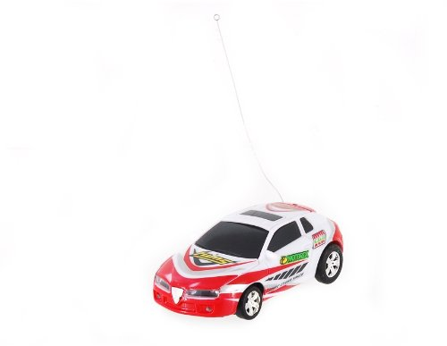 WL Toys Mini RC Car Model (Red)