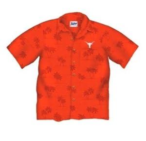 Texas Longhorn Authentic Hawaiian Shirt by Reyn Spooner
