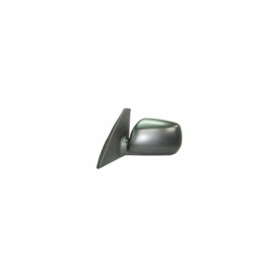 2001 2005 TOYOTA RAV 4 LH MIRROR (DRIVER SIDE) MANUAL, READY TO PAINT