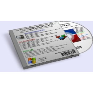 Windows Vista System Recovery disk Live Boot CD 32 bit DVD. (disc is comparable with Home Basic, Home Premium, Business, and Ultimate)