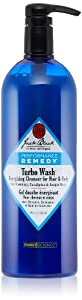 Jack Black Turbo Wash Energizing Cleanser for Hair & Body, 33 fl. oz.