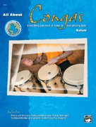 All About Congas - Bk+CD PDF