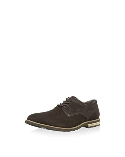 Rockport Zapatos derby Lh2 Plaintoe Chocolate
