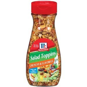 ... salad toppins pieces food salad topping 4 4 oz $ 7 94 $ 7 50 shipping