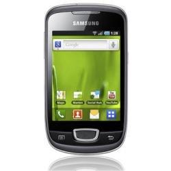 "Samsung S5570 Galaxy Mini Tass - Smartphone libre Android (pantalla táctil de 3,14"" 240 x 320, cámara 3.15 MP, 160 MB de capacidad, procesador de 600 MHz) color negro"