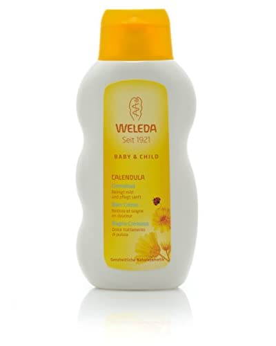 Weleda Set 3 pezzi Emulsione Bagno Baby-Child (3x200 ml) 600 ml