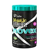 Mystic Black by Novex Deep Hair Mask 400g (Tamaño: 400gm)