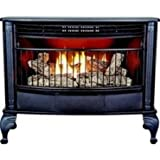 Bainbridge II Dual Fuel Freestanding Vent Free Stove Model GSD3033