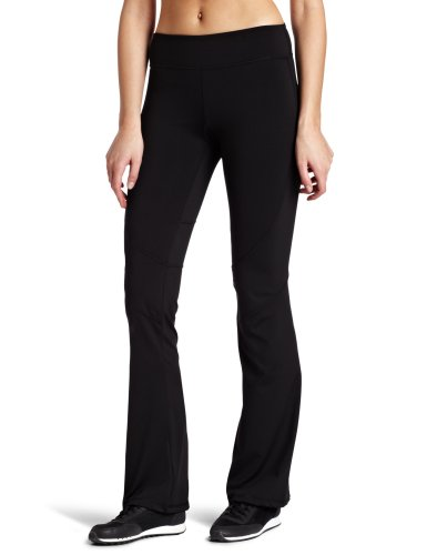Fila Women's Toning Resistance Pant, Black, Medium