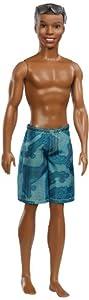 Barbie Beach Steven Doll