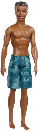Barbie Beach Steven Doll - 1