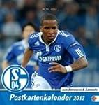 FC Schalke 04 2012. Sammelkarten Post...