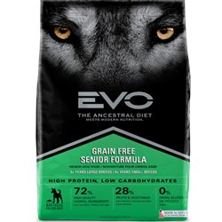 EVO Senior Formula Dry Dog Food
