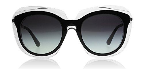 DG-Dolce-Gabbana-Womens-0DG4282-Round-Sunglasses-Top-Black-On-Transparent6758G-54-mm