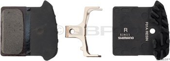 Buy Low Price Shimano BR-M985 F01A Resin Disc Brake Pad with Spring and Fin (Y8J798010)