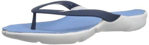 Speedo Womens Katahama Core W Thong Sandals 8-0735142847 White/Blue 7 UK, 41 EU