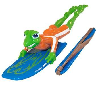 SwimWays Froggerz - Orange - 1