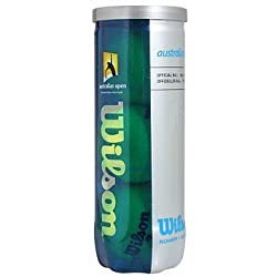 Wilson Australian Open Tennis Ball (Can of 3 Balls)