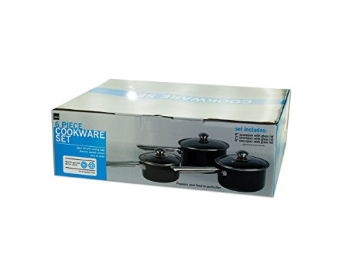 Saucepan Cookware Set - 2 Pack