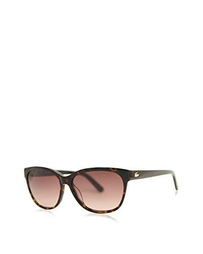 LACOSTE Gafas de Sol 704S-214 (55 mm) Marrón