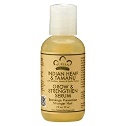 Indian Hemp and Tamanu Grow and Strengthen Serum 2 Ounces