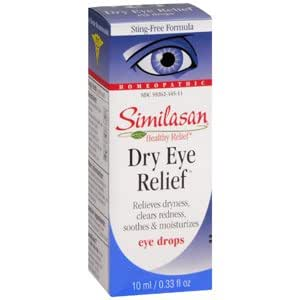 Similasan Eye Drops Dry