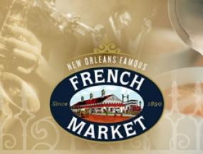 French Market Coffee Logo