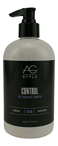 AG Hair Control Anti-Dandruff Shampoo, 12 Ounce