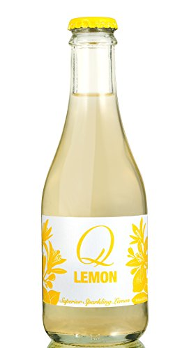 Q Drinks, Q Lemon, Sparkling Lemon Soda, 9 Ounce Bottle (Pack of 24) (Subscribe And Save Club Soda compare prices)