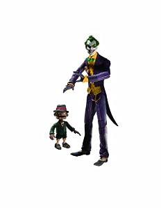 Batman Arkham Asylum Series 1 - THE JOKER w. SCARFACE