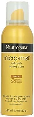 Neutrogena, Micro-mist Tanning Deep, 5.3 oz